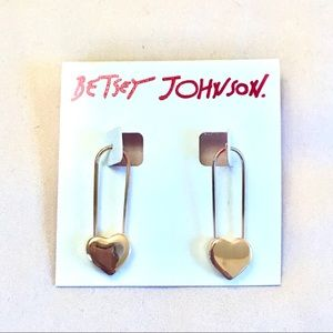 Betsy Johnson Earings